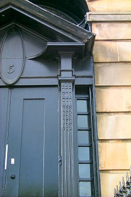 Charles Rennie Mackintosh 5 Blythswood Square