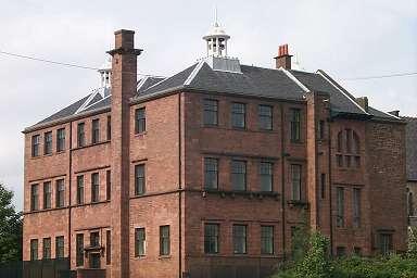 Schools Designed By Charles Rennie Mackintosh