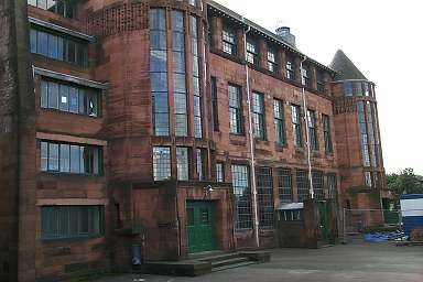 Schools Designed By Charles Rennie Mackintosh