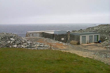 Picture of the Wavegen Station